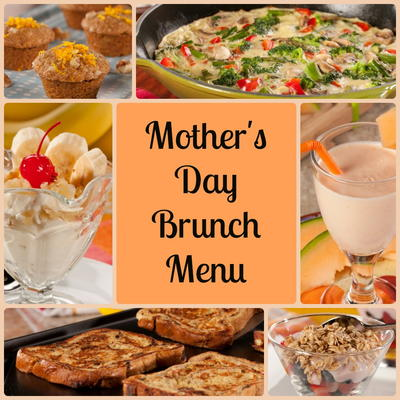 A Marvelous Mothers Day Brunch Menu Everydaydiabeticrecipescom