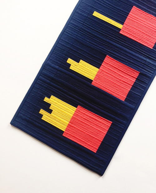 Small Fry Quilt Pattern
