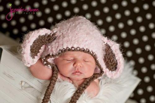 Little Lamb Crochet Hat Pattern Allfreecrochet