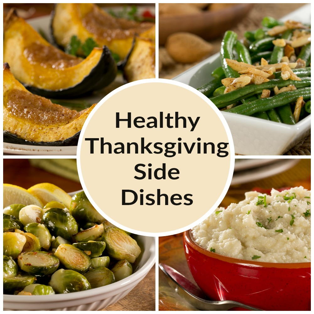 Thanksgiving Vegetable Side Dish Recipes: 4 Healthy Sides