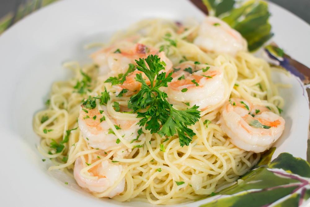 olive garden shrimp scampi copycat recipe allfreecopycatrecipescom - Olive Garden Shrimp Scampi