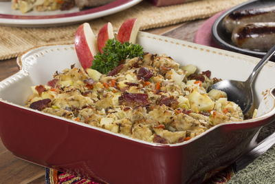 Old-Fashioned German Stuffing