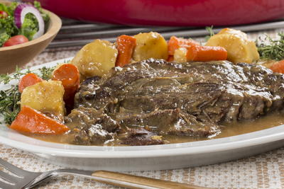 Grandma Lois Pot Roast