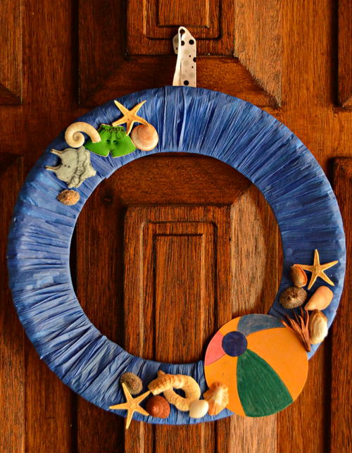 High Tide Summer Wreath