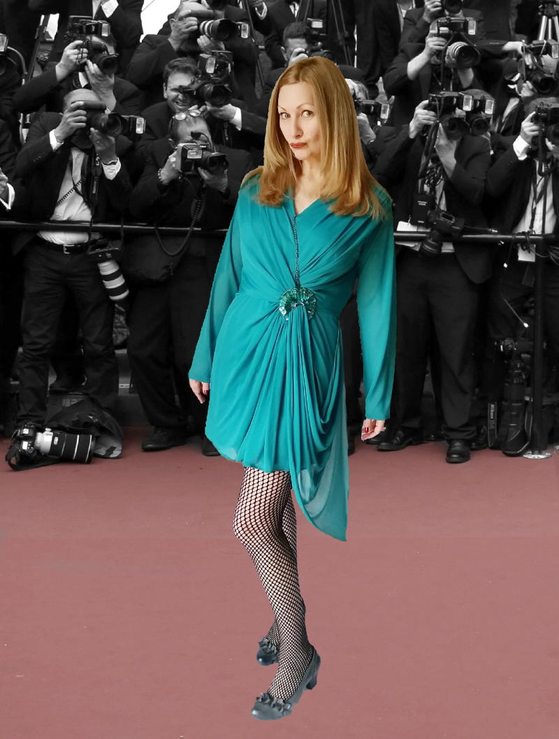 Vintage Evening Gown Refashion Tutorial | AllFreeSewing.com