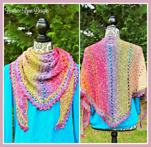 Amazing Grace Simple Spring Wrap
