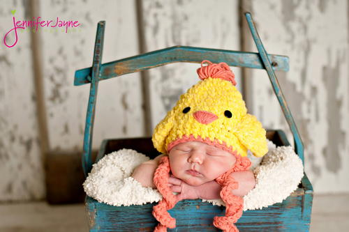 Chicken Crochet Hat Pattern Allfreecrochet