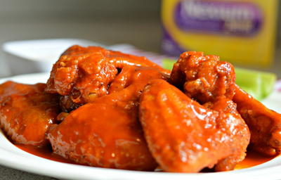 The Best Buffalo Wings Recipe_1