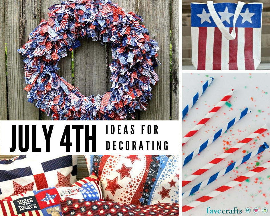 48 fun 4th of july decorating ideas for 4th of july decorating ideas for outside