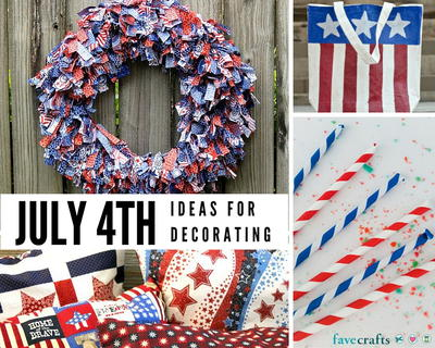 48 Fun 4th Of July Decorating Ideas Favecraftscom