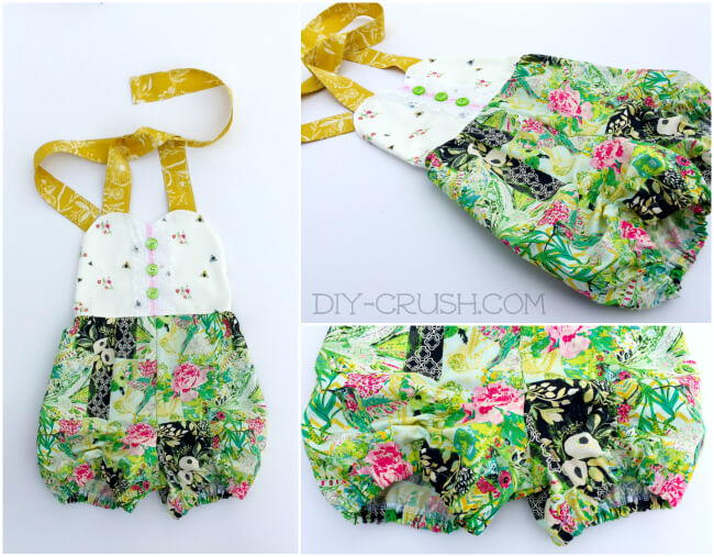 Fiji Sunsuit Pattern | AllFreeSewing.com