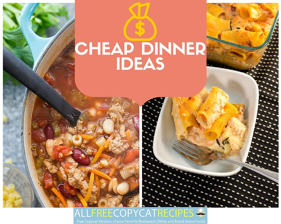 When you're busy and trying to stick to a budget, dinner needs to be quick and cheap. But there's no need to skimp on delicious! Save money and time with these cheap and easy weeknight dinners your family will love, such as our cheap chicken recipes or budget-friendly fish dinners.