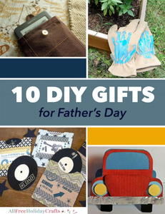 10 DIY Gifts for Father's Day