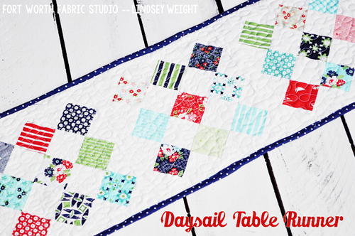 Charming Cottage DIY Table Runner