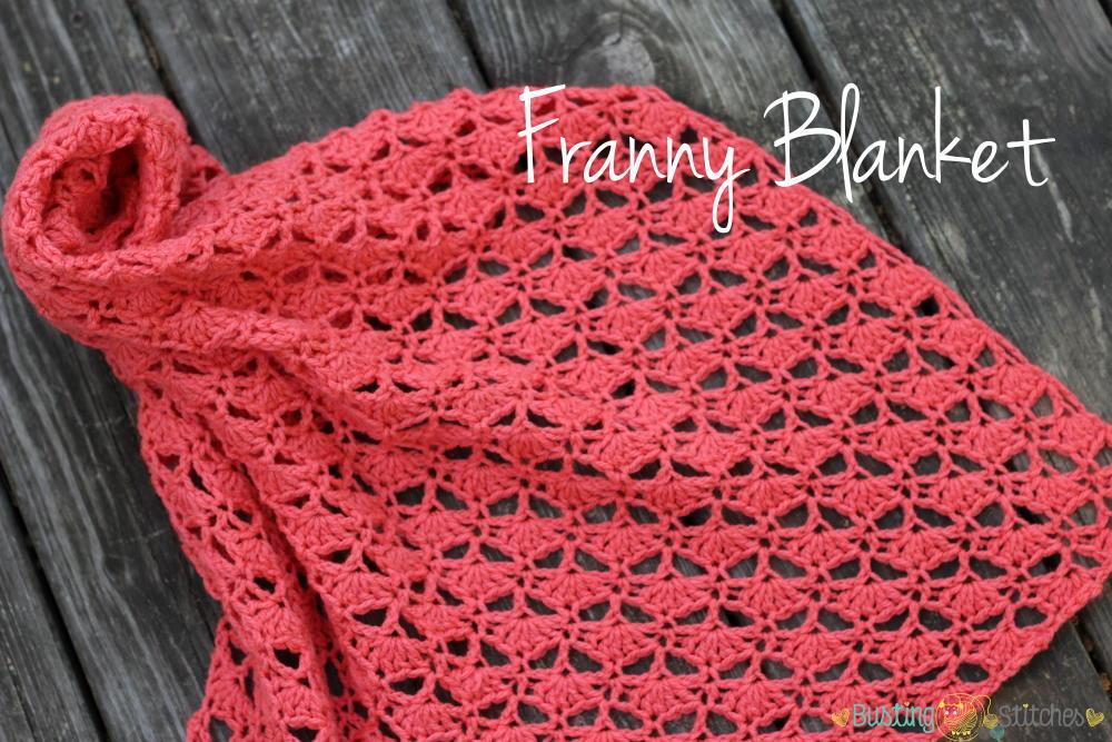 Baby Sized Franny Crochet Blanket Allfreecrochet