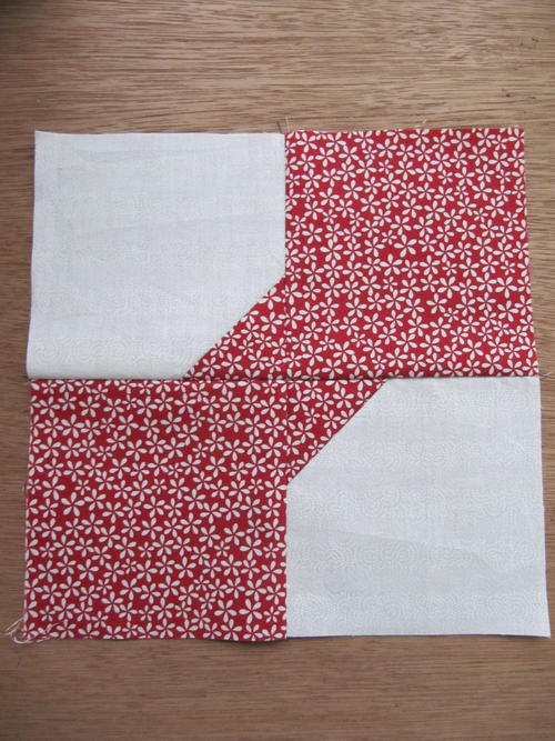 Basic Bow Tie Quilt Block Favequilts