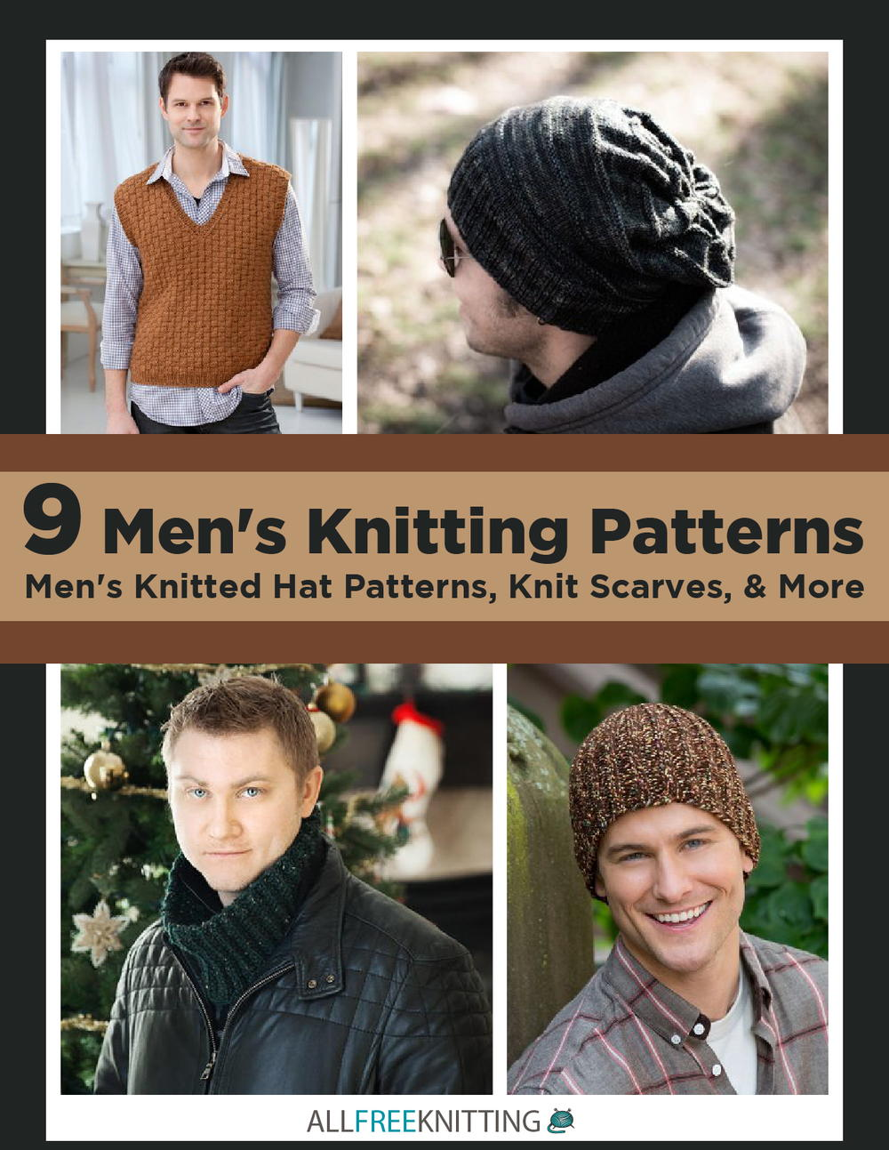 9 mens knitting patterns mens knitted hat patterns knit 9 mens knitting patterns mens knitted hat patterns knit scarves more free ebook allfreeknitting bankloansurffo Image collections