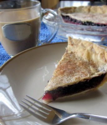 Huckleberry Pie Recipe