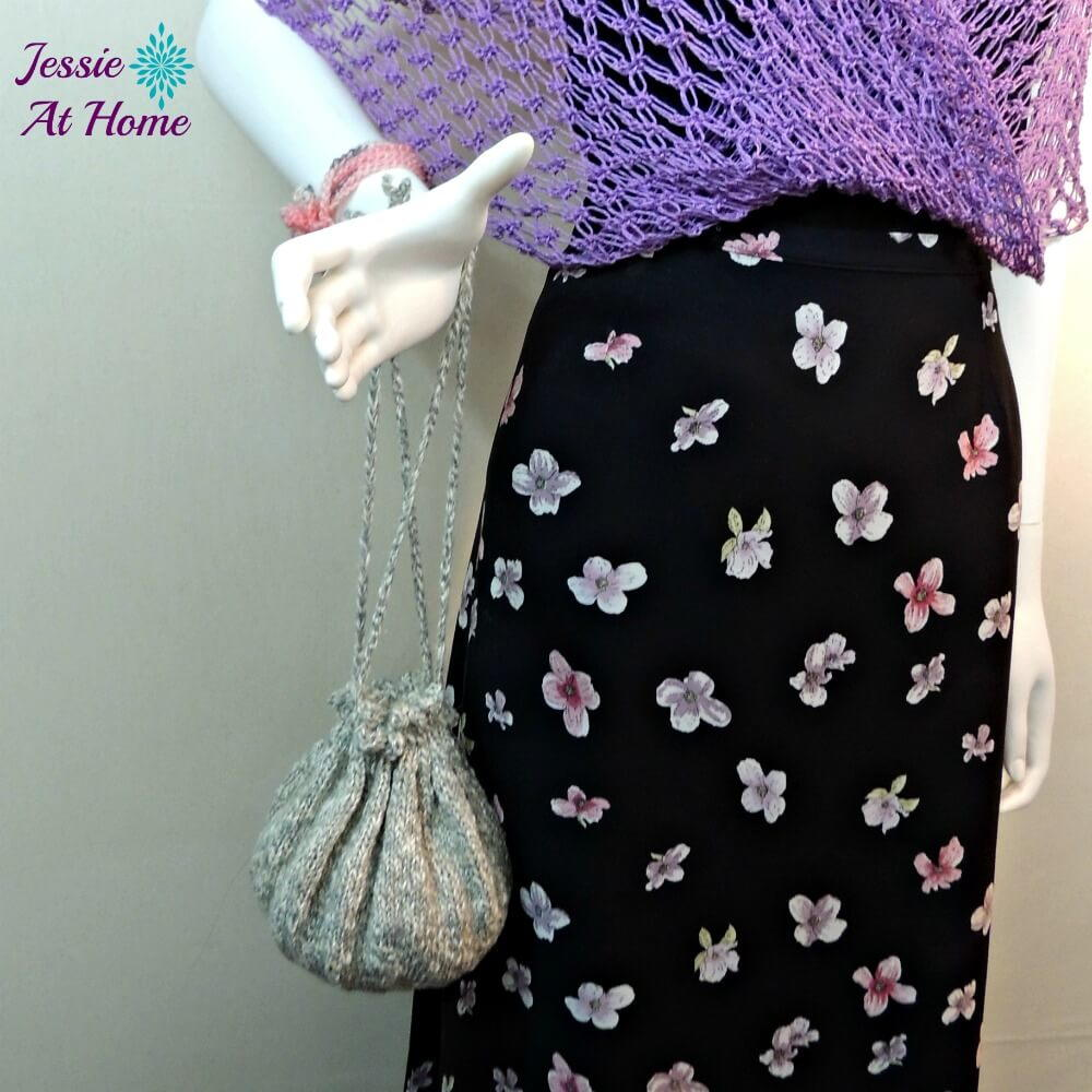 Amazing Pouch Knitting Pattern Collection - Decke Stricken Muster ...