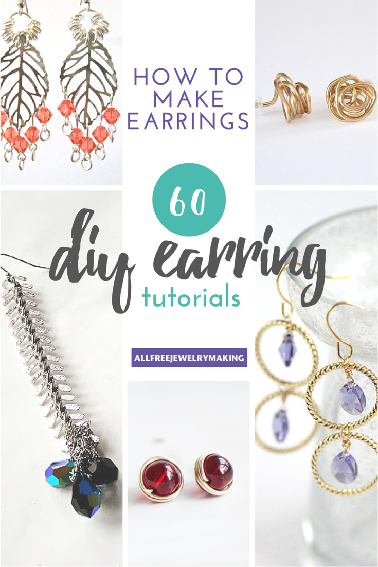 nothing you and ideas can make projects studs earrings making to fabulous easy beads next homemade diy for jewelry fringe with