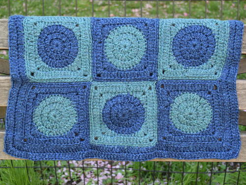 Intensive Love Crochet Baby Blanket