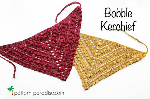 Bobble Kerchief