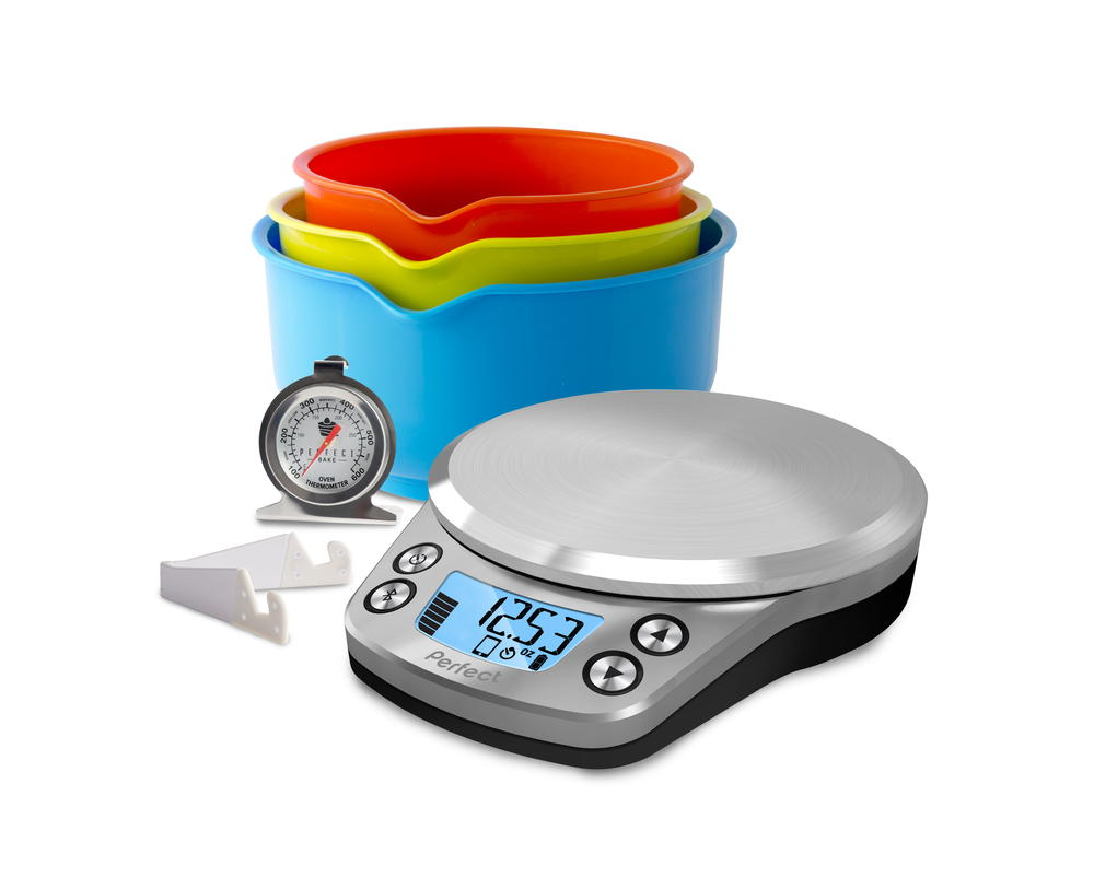 The perfect bake smart scale review for Perfect drink pro scale