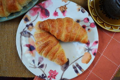 Unbelievably Simple Croissant Recipe