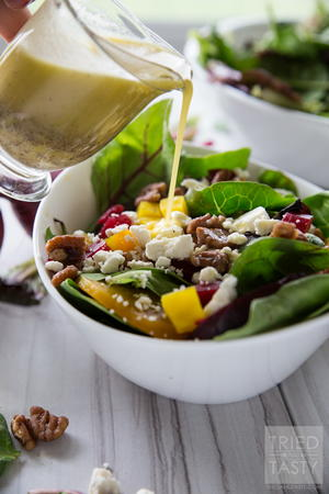 Healthy Beet and Feta Salad