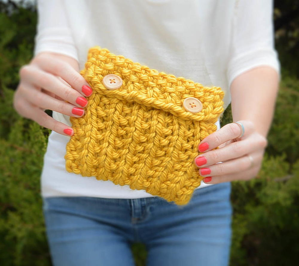 Anything Knit Bag | AllFreeKnitting.com