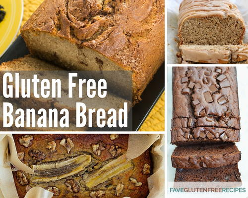 Recipes for Gluten-Free Banana Bread