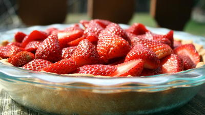 Berry Lovers Strawberry Pie Recipe