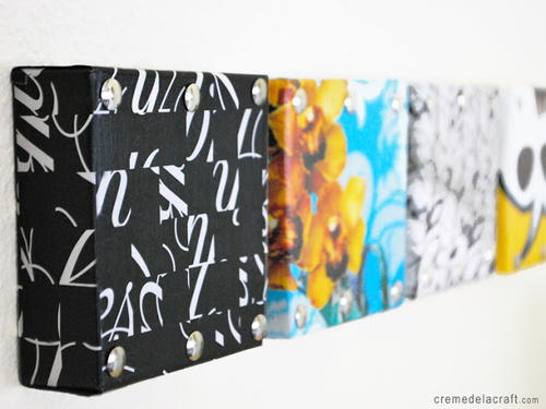 Shoebox Mini Wall Art