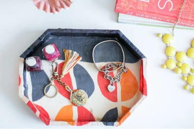 Darling DIY Jewelry Tray