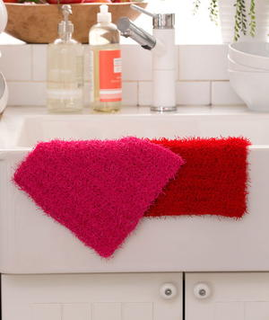 Easy Peasy Crochet Scrubby Pattern