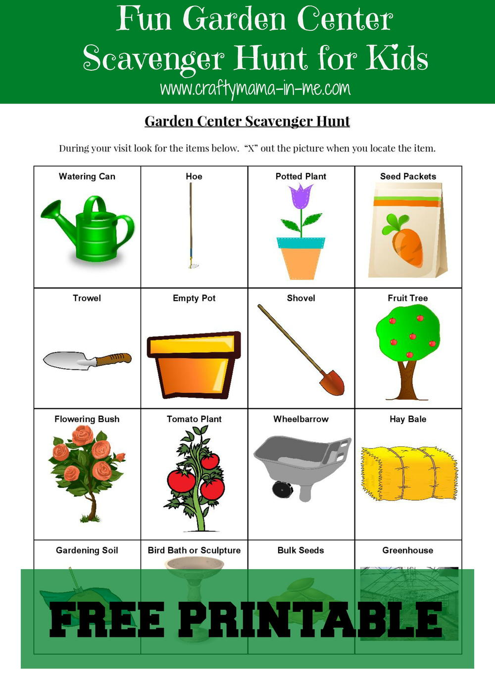 Garden-Center-Scavenger-Hunt_ExtraLarge1000_ID-1680276 Jewelry Newsletter Templates on classroom weekly, microsoft word, free printable monthly, fun company, free office,