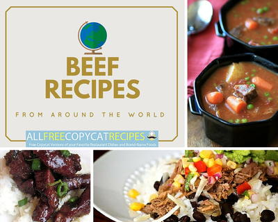Beef recipes from around the world 17 easy beef recipes beef is a staple just about everywhere on the globe and these beef recipes from around the world forumfinder Images