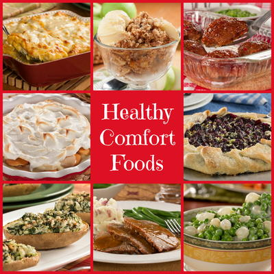 Healthy comfort food recipes diet friendly comfort food mrfood 30 healthy recipes for comfort foods forumfinder Gallery
