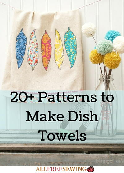 Patterns to Make Dish Towels