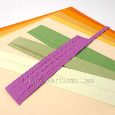 How To Quill Paper DIY Paper Quilling Strips