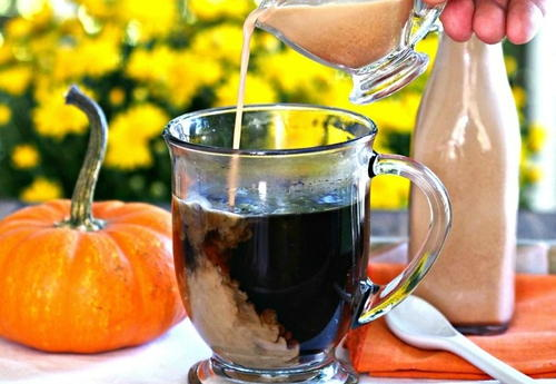 Easy Homemade Coffee Creamer