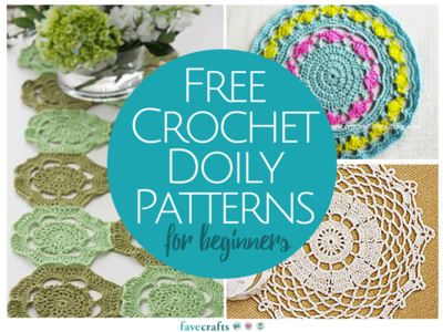 13 free crochet doily patterns for beginners favecrafts with these 13 free crochet doily patterns for beginners youll be able to add a lovely lace accent to any room in your home ccuart Gallery