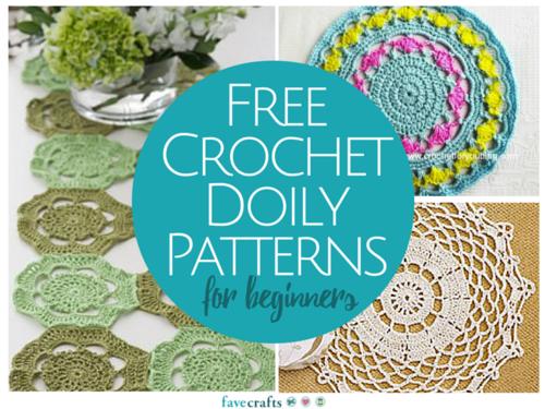 15 crochet doily patterns | guide patterns.