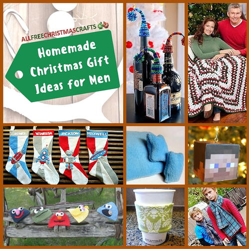 25 homemade christmas gift ideas for men for Easy gifts for men