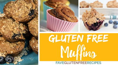 15 Gluten Free Muffins Recipes for Your Breakfast and Snacking Pleasure