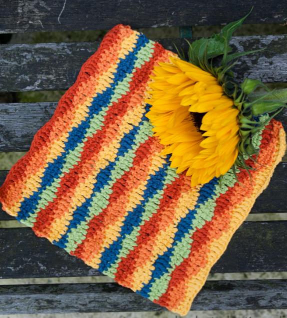 47 Free Crochet Dishcloth Patterns Allfreecrochet