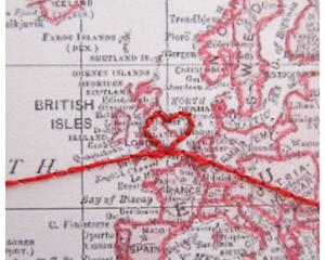 Map to My Heart