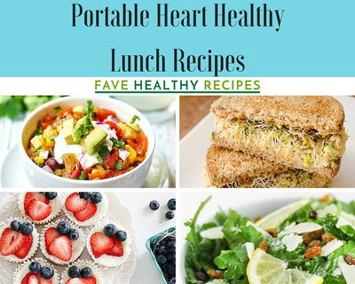 47 portable heart healthy lunch recipes favehealthyrecipes 47 portable heart healthy lunch recipes forumfinder Images