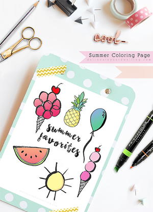 50+ Adult Coloring Book Pages (Free and Printable!) | FaveCrafts.com