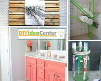 DIY Bathroom Ideas: 22 Marvelous DIY Bathroom Decor Ideas